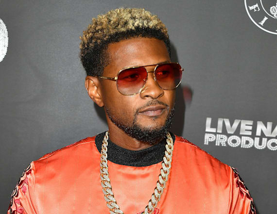 Usher pays $1.1 million to woman with herpes