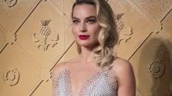 L'actrice Margot Robbie va jouer Barbie au