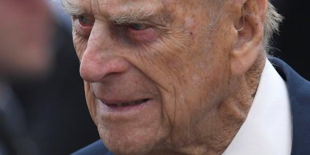 Le prince Philip hospitalisé pour une infection