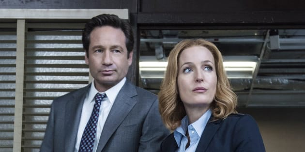 """Mulder et Scully vont rouvrir les """"X-Files"""" pour une 11e saison"""