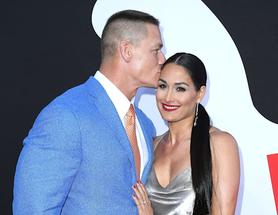 Nikki Bella weighs in on sex life with John Cena