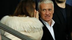 Deschamps, Hanouna et Sarkozy dans les tribunes pour