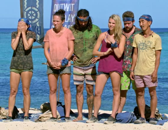 'Survivor' reveals Season 34 winner!