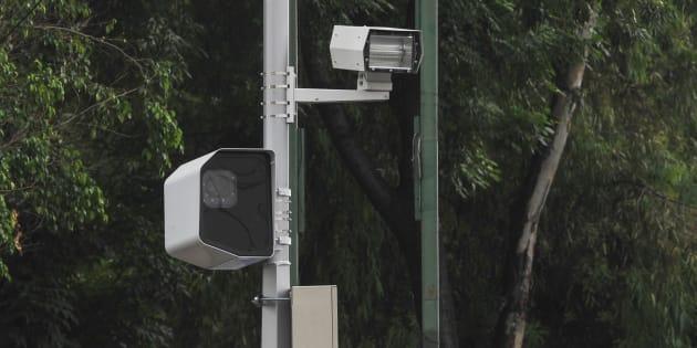 De 2015 a 2017 los sistemas de multas con fotografía en Ciudad de México operaron a través de dos contratos distintos.