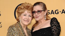 Debbie Reynolds' Son Says The Actress Died Of