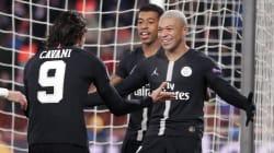 Les buts de la victoire du PSG sur l'Etoile rouge de