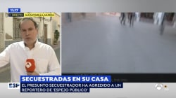 Agreden a un reportero de 'Espejo Público' en pleno