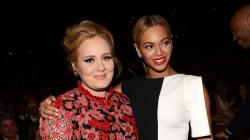 Estos videos de Adele sobre Beyoncé en Coachella ponen de muy