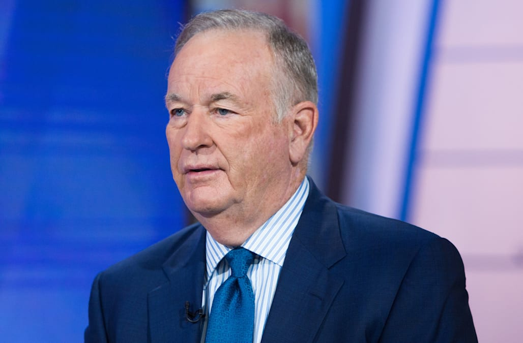 Bill OReilly says new book on Trump will bring backlash: This is his actual life history