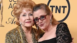 Los Golden Globes rinden tributo a Carrie Fisher y Debbie