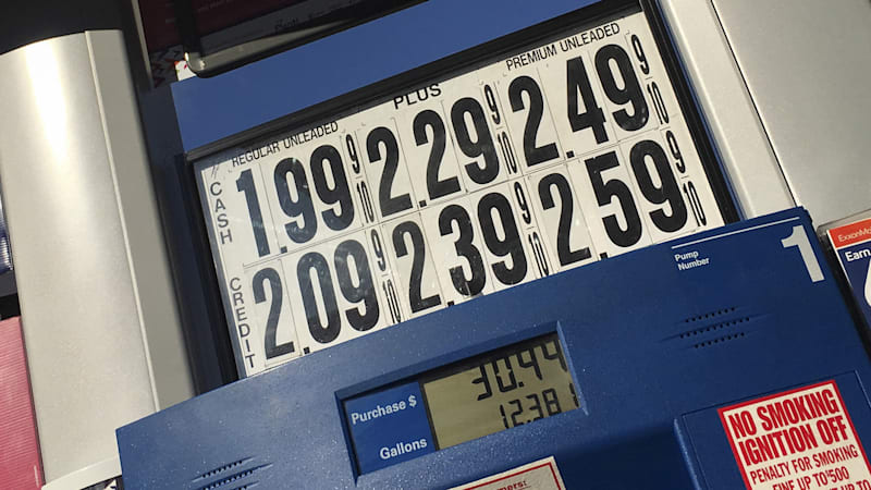 Cheapest Gas Prices >> Americans Enjoy Cheapest Gas Prices In 12 Years Autoblog