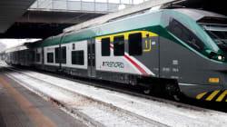 Muore dopo essere stato travolto da un treno a Pontida, interrotta la circolazione