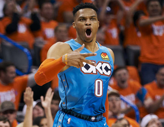 Thunder GM has high praise for Russell Westbrook
