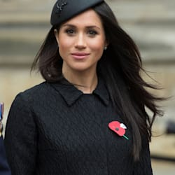 Luxembourg Princess Defends Meghan Markle From Vicious Online