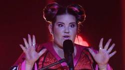La representante de Israel en Eurovisión responde a las críticas de Salvador