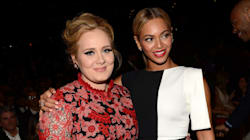 These Videos Of Adele Getting Down To Beyoncé's Coachella Set Are Giving Us So Much