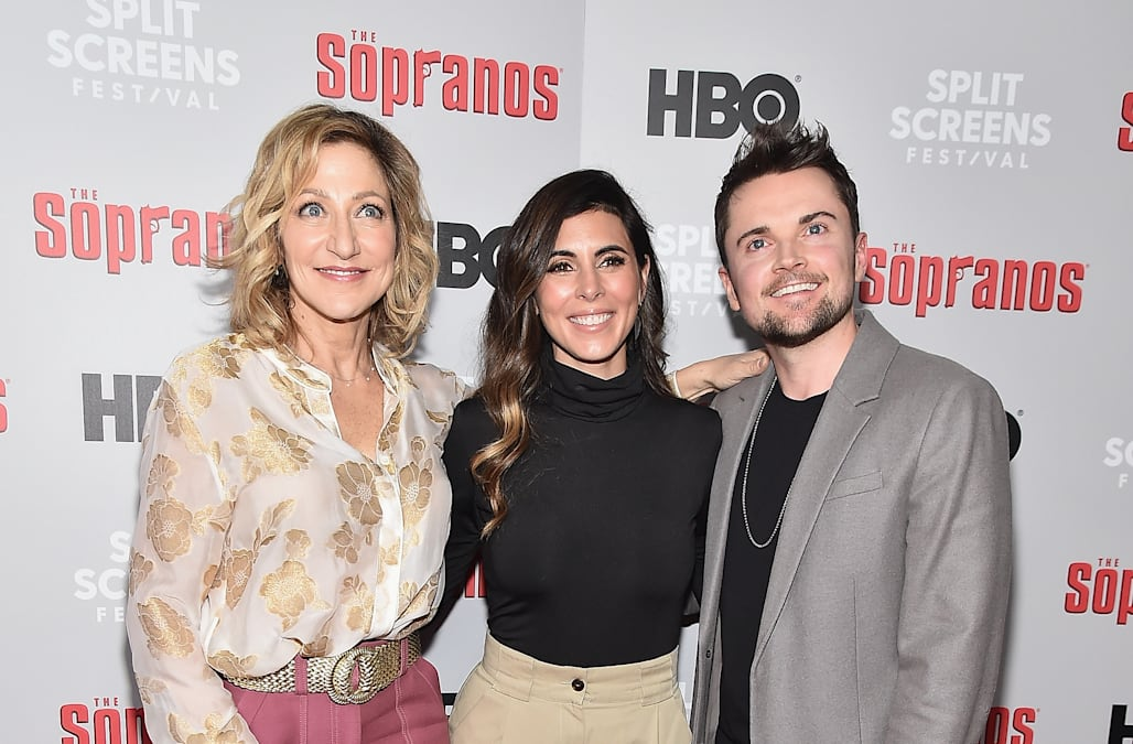 The Sopranos' cast reunites for iconic HBO show's 20th