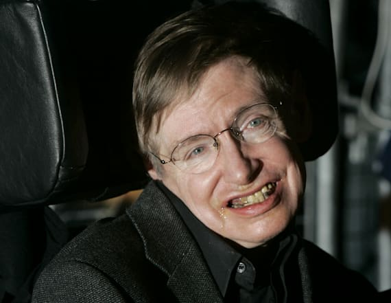 Hawking submitted a final paper 2 weeks before death