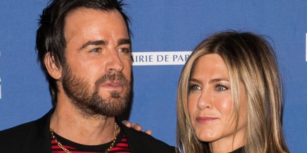 Jennifer Aniston et Justin Theroux se séparent après deux ans de mariage.