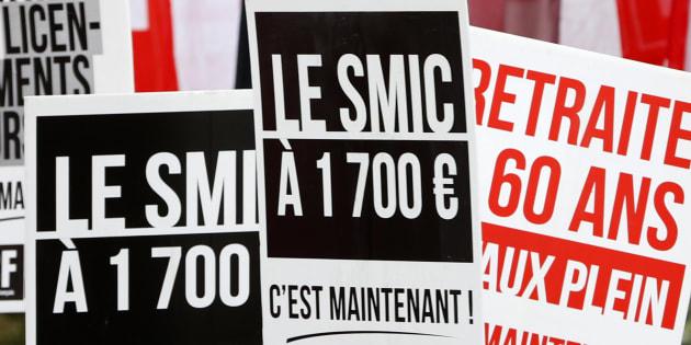 Smic Edouard Philippe Precise Un Peu La Hausse De 100 Euros Le