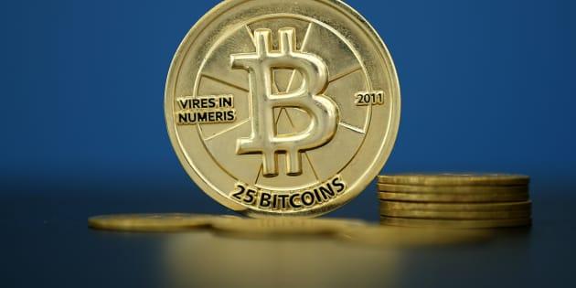 Le bitcoin est un peu malmené ces derniers temps.