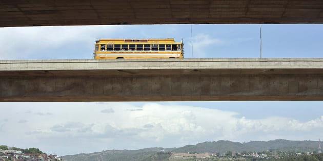 40 school children feared dead in Jammu bus accident