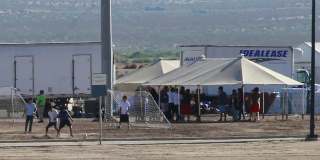 Le Texas enquête sur la mort d'un enfant migrant libéré d'un centre de rétention.