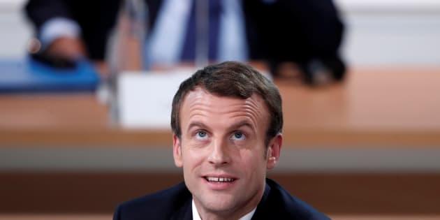La popularité d'Emmanuel Macron connait un rebond inédit hors cohabitation.