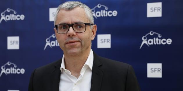 Michel Combes, ex DG d'Altice (SFR), est parti avec un parachute dorée de 9,4 millions, son deuxième en trois ans