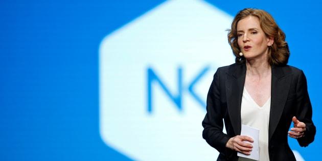 """NKM tire définitivement sa révérence: """"je ne serai pas candidate en 2020""""."""