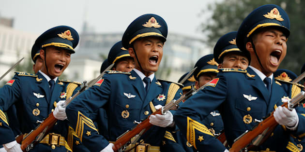L'armée chinoise veut limiter la masturbation chez ses recrues (Beijing 2017)