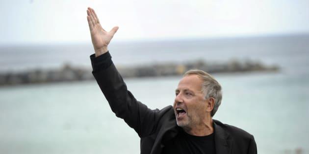 Fabrice Luchini déclare son amour à Jean-Jacques Bourdin en direct sur RMC.