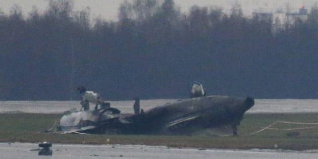 Crash de l'avion de Christophe de Margerie: les deux principaux condamnés, dispensés de peine grâce à une amnistie russe