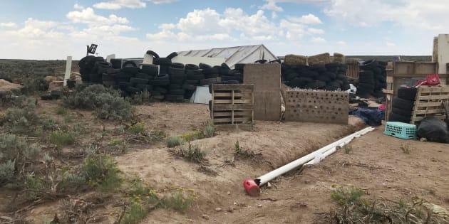 Nouveau Mexique: L'enfant retrouvé mort aurait été tué au cours d'un rituel pour le libérer de démons.