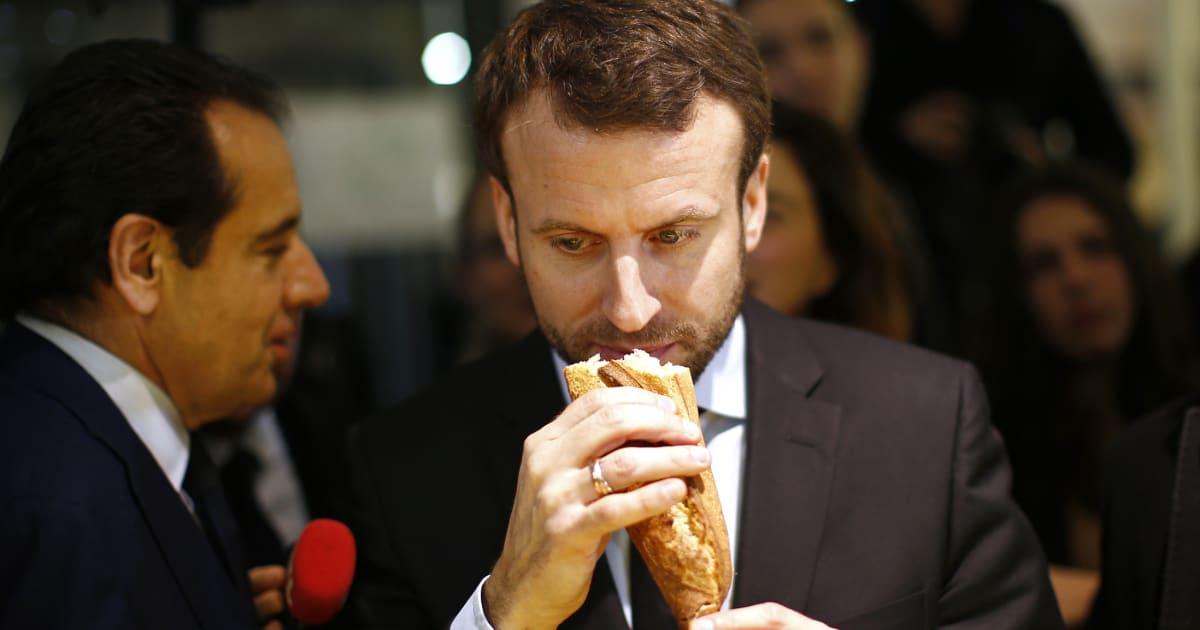 La baguette française bientôt au patrimoine mondial de l'Unesco? Macron est pour