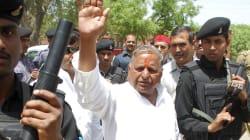 Mulayam Singh Yadav Writes To RS Chairman Hamid Ansari Informing Him Of Ramgopal Yadav's