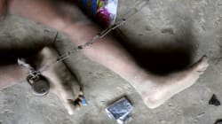 Three Kids From Bihar, Rescued From UP Railway Station, Kept Tied Up In Shelter