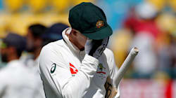 Australia Crumbles In Second Innings Of Fourth Test In