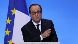 Au mois d'octobre, Hollande avait tenté un pronostic. Il n'aurait pas