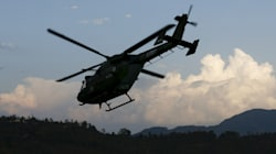 Three Army Officers Killed As Helicopter Crashes In Sukna In West