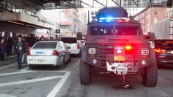 New York : l'explosion à Port Authority qualifiée de