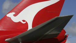 Qantas Flight From LA To Melbourne Forced Back After Engine Appears To
