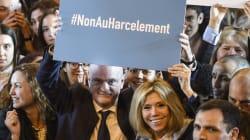 Brigitte Macron dans les pas de Melania Trump contre le harcèlement à