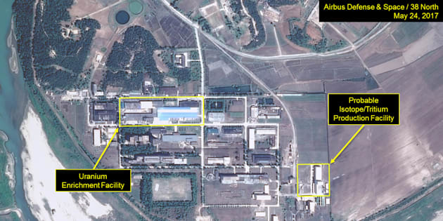 North: Probable Production of Additional Plutonium in Yongbyon