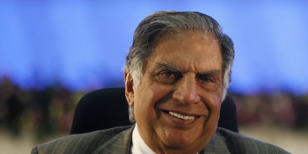 Ratan Tata, interim chairman of the Tata Sons