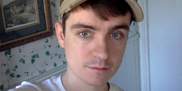 Alleged Quebec City mosque shooter Alexandre Bissonnette is seen in a Facebook posting.
