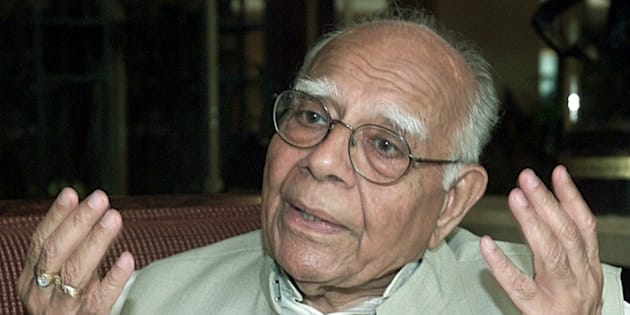 I have quit the case of 'liar' Arvind Kejriwal: Ram Jethmalani