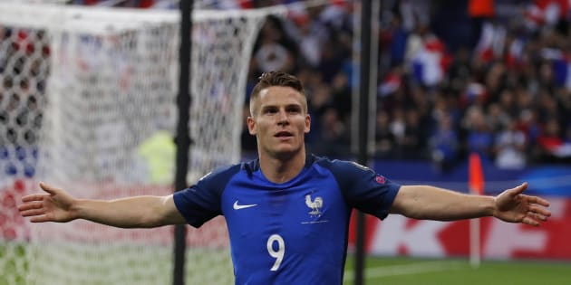 Kevin Gameiro célèbre son second but