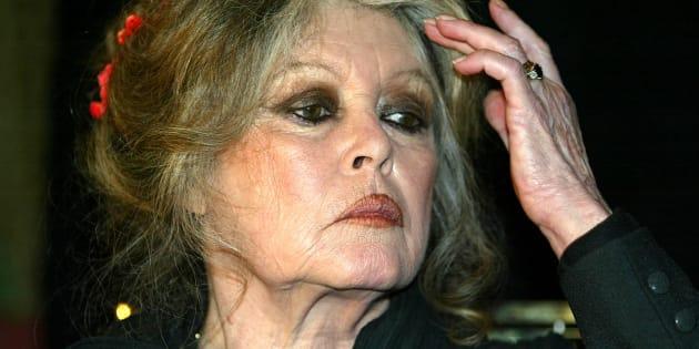 """Pour Brigitte Bardot, Nicolas Hulot est """"un vendu et un lâche""""."""