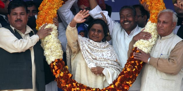 BSP chief Mayawati.